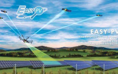 EASY PV (H2020) – Droni e Galileo per il Fotovoltaico