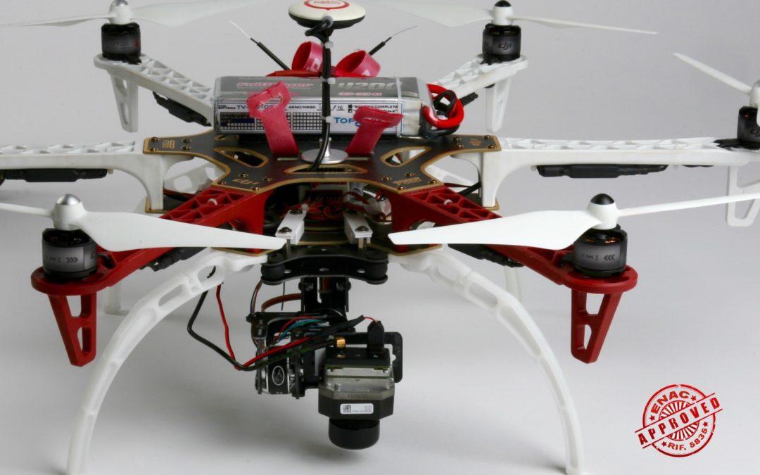 L'Ue detta le regole per l'utilizzo dei droni