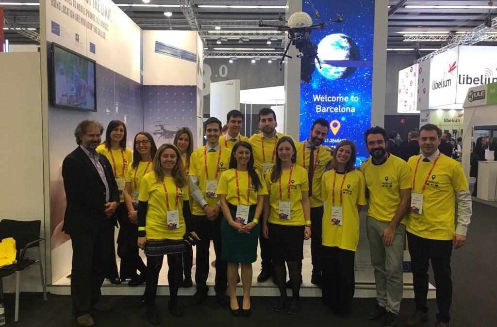 Mobile World Congress 2018 – Barcelona