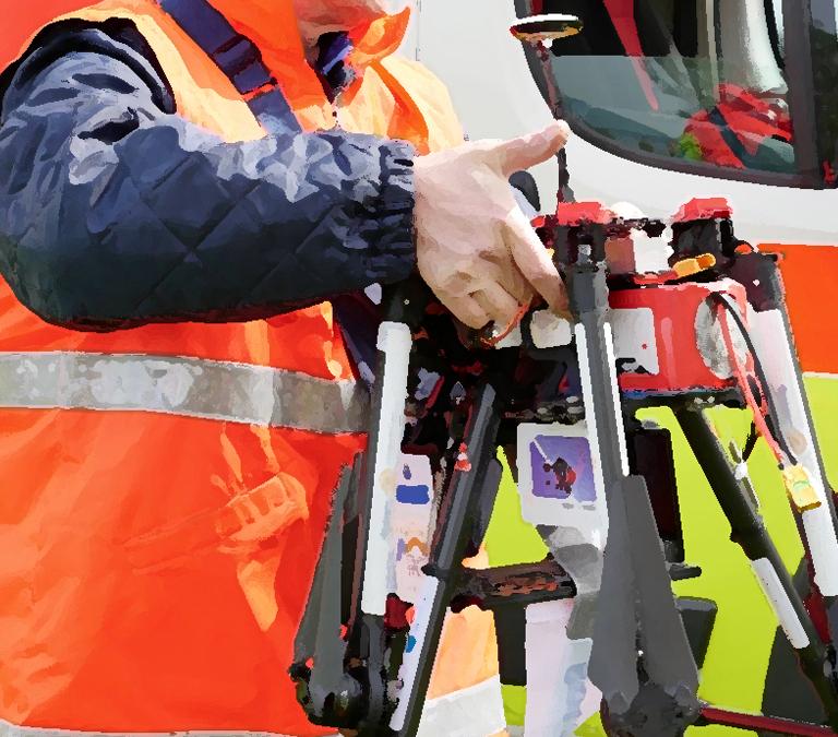I droni nella gestione delle emergenze