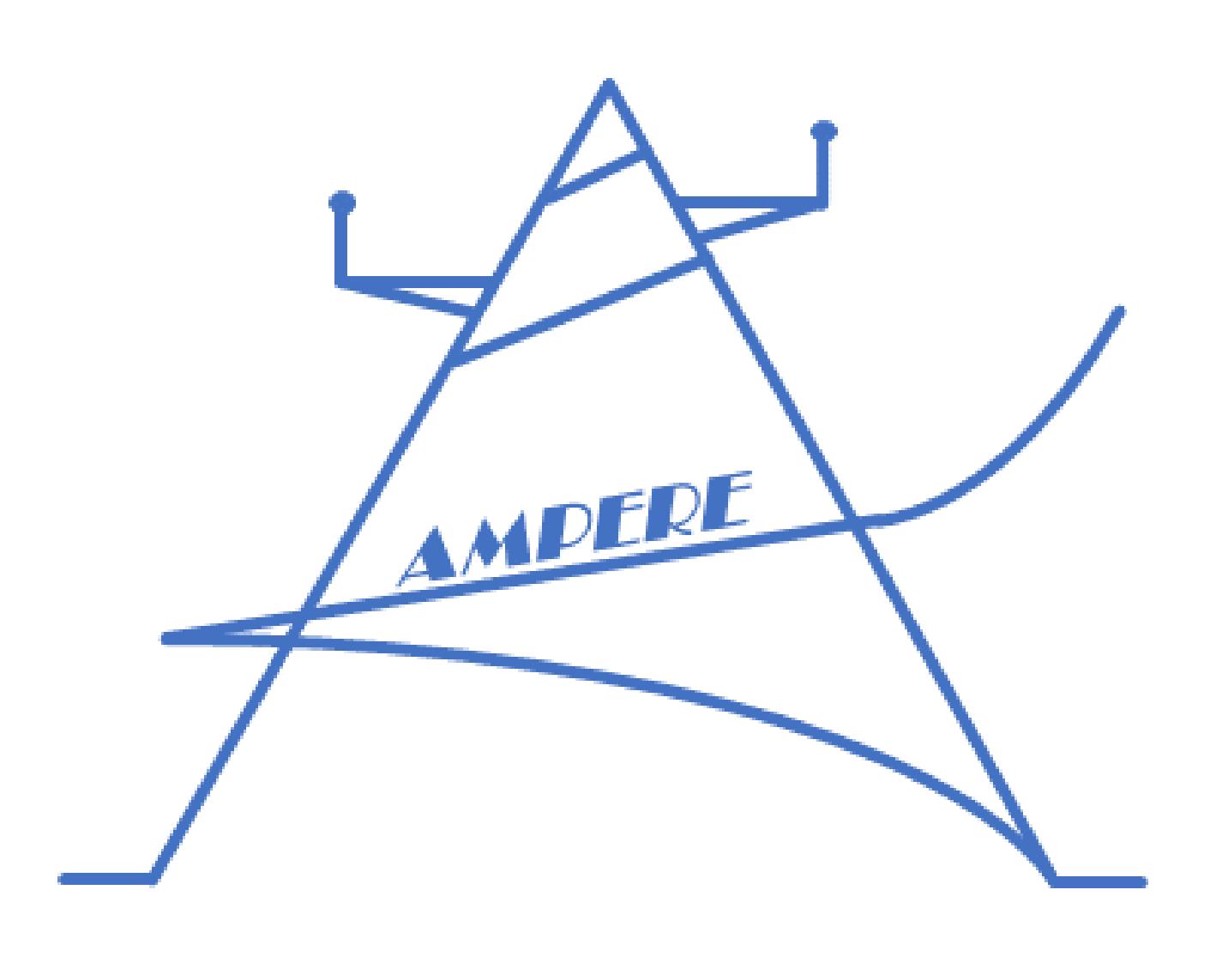 Logo progetto AMPERE