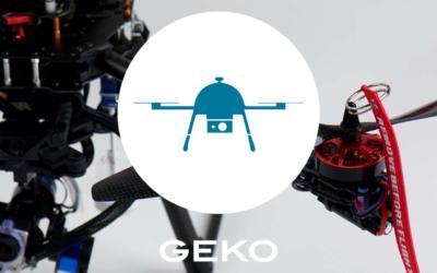 Geko – quadrirotore