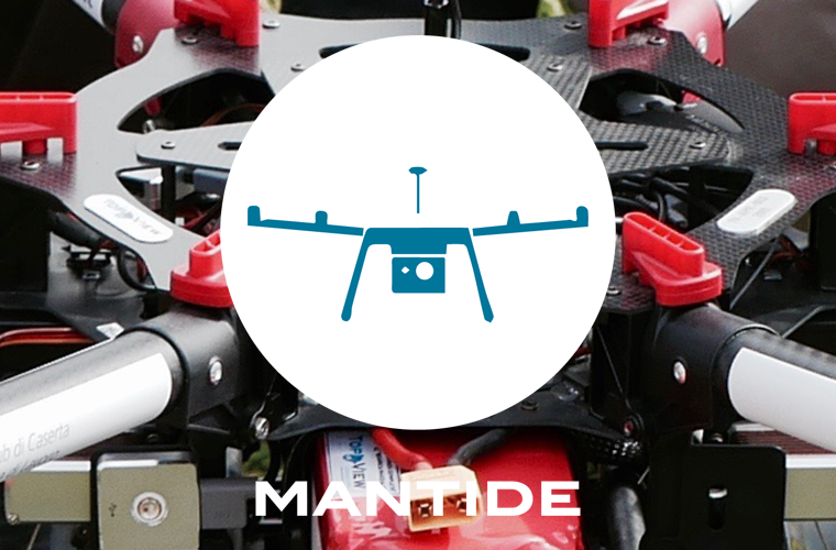 Mantide – hexacopter
