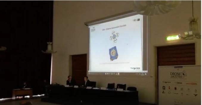 Speech al B2B Day – Droni in mostra Napoli – 10.03.17