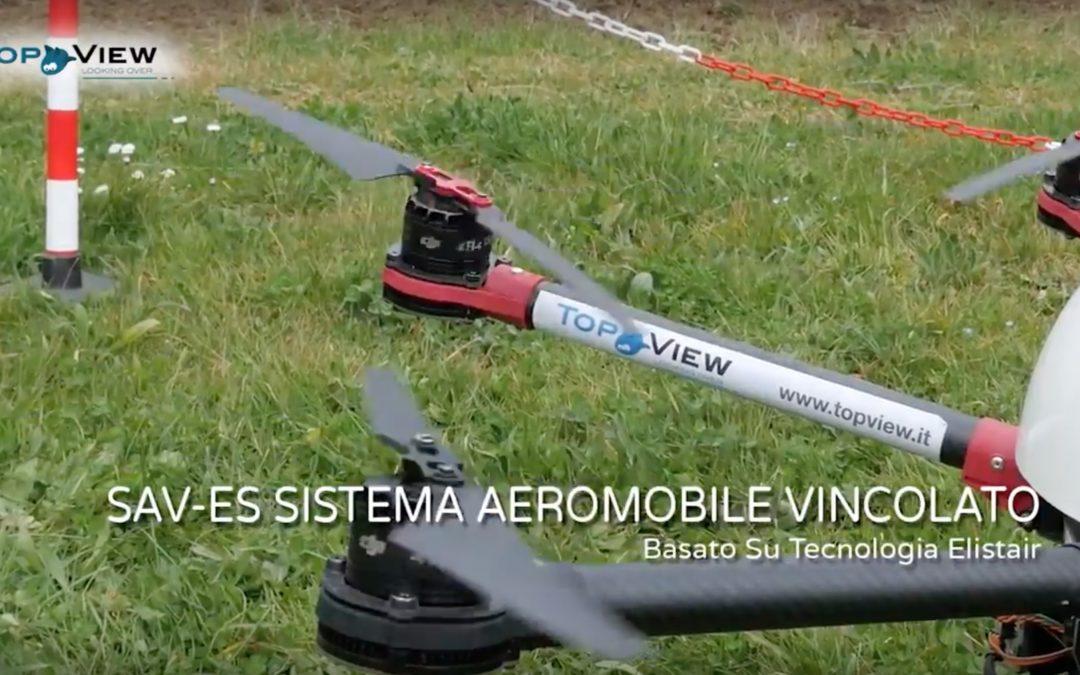 Il nostro SAV ES raccontato da Quadricottero.com