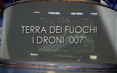 Droni in Terra dei Fuochi