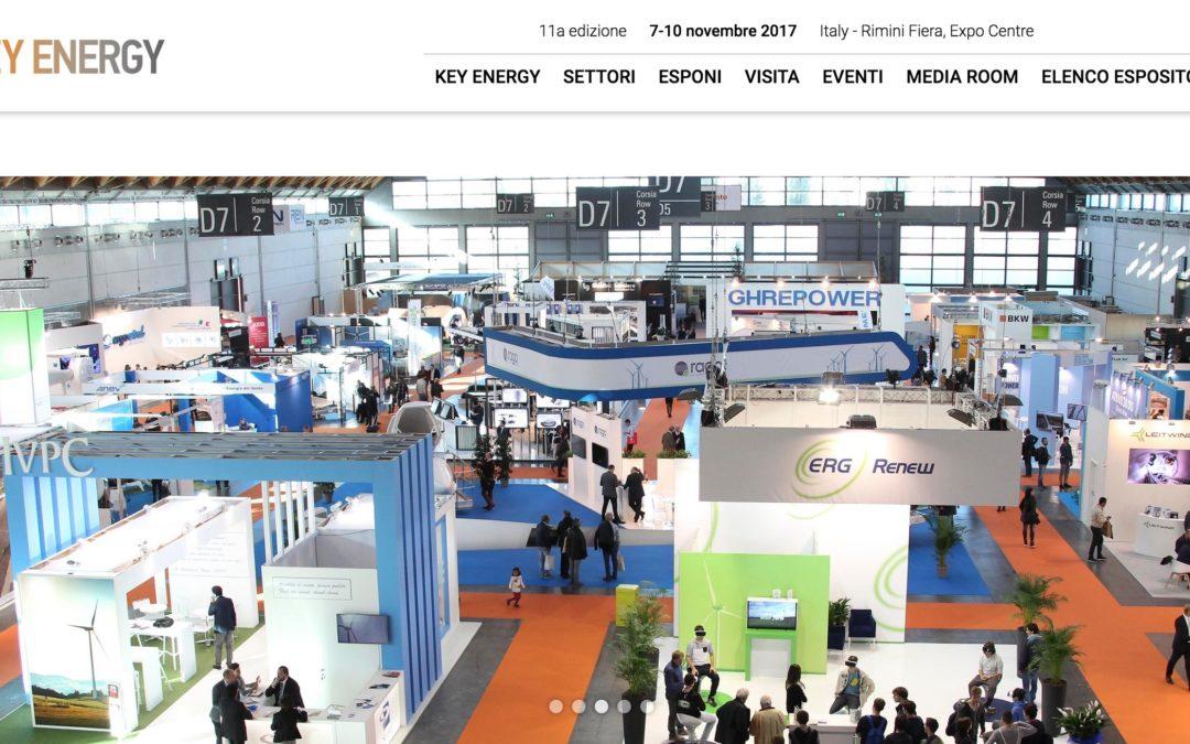 Partecipazione alla fiera KEY SOLAR di Rimini e presentazione dei risultati di Easy-PV