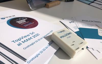 TopView partecipa alMediterranean Aerospace Matching (MAM) 2021
