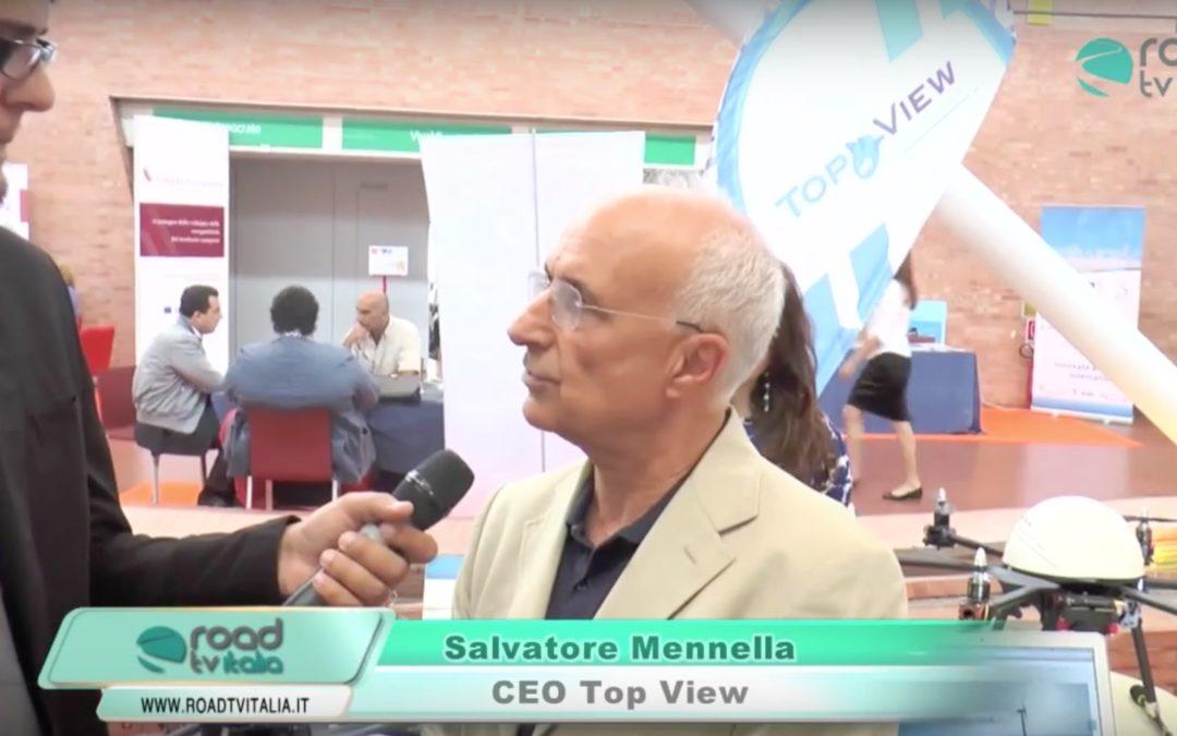 I droni TopView al Tbiz 2015: segui l'intervista di Road Tv Italia